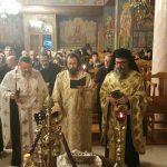 Λάρνακα: Με κατάνυξη τελέσθηκε ο Εσπερινός για τον Άγιο Θεοδόσιο