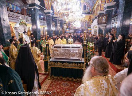 Η Βέροια τιμά με λαμπρότητα τον Πολιούχο της Άγιο Αντώνιο