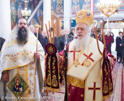 Λαμπρή εορτή της Ανακομιδής των Ιερών Λειψάνων Αγίου Ιωάννου του Χρυσοστόμου στα Παλατίτσια Ημαθίας