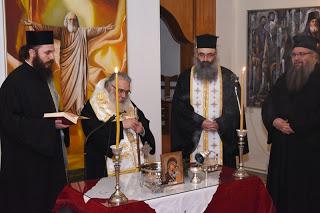 Εγκαινιάσθηκε από τον Εδέσσης Ιωήλ η έκθεση για τον Άγιο Λουκά