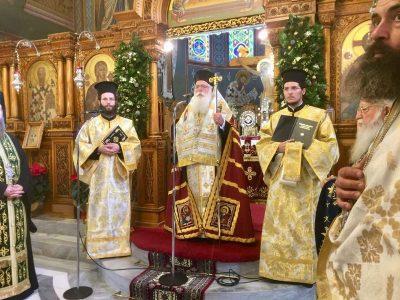 Δημητριάδος Ιγνάτιος: «Η Εκκλησία μας ζει, η Ορθόδοξη πίστη μας ζει, ενώνει και σώζει το λαό μας»