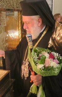 Εγκάρδια υποδέχθηκαν τον Σύρου Δωρόθεο στην Άνδρο