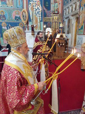 Πρωτοχρονιά 2018: Αρχιερατική Θεία Λειτουργία στον Άγιο Αχίλλιο