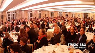 Πλήθος κόσμου στην τελευταία ομιλία του π. Γερβάσιου στο Ναύπλιο