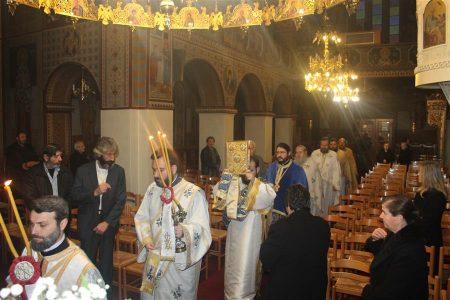 Μουζάκι: Σάββατο μετά τα Φώτα στον Ιερό Ναό Κοιμήσεως Θεοτόκου