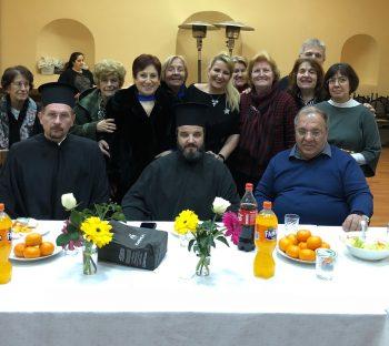 Στον Σηλυβρίας Μάξιμο ευχήθηκε ο Οικουμενικός Πατριάρχης