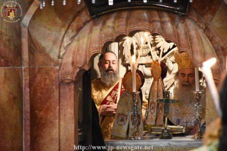 Θεοφάνεια στο Πατριαρχείο Ιεροσολύμων