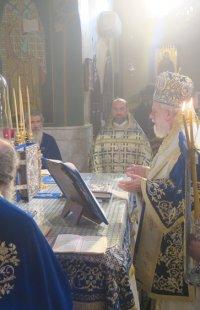 Άγια Θεοφάνεια στην Ερμούπολη