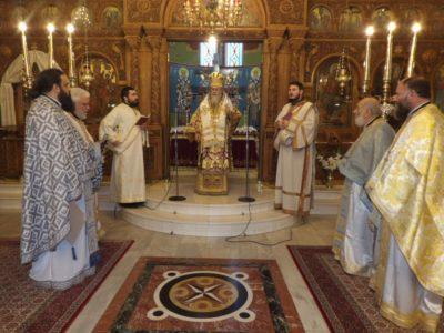 Τεσσαρακονθήμερο μνημόσυνο μακαριστού Ιερέως, π. Ιωάννου Παπαντωνίου
