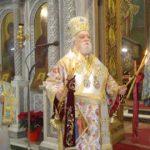 Στον Άγιο Παντελεήμονα Αχαρνών ο Μητροπολίτης Κορωνείας