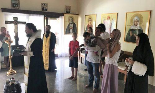 Εορταστικές Θείες Ακολουθίες στο Μπαλί