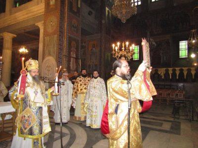 H Αρχιερατική Θεία Λειτουργία για τους αποδήμους Λευκαδίους και Ιθακησίους της Αττικής