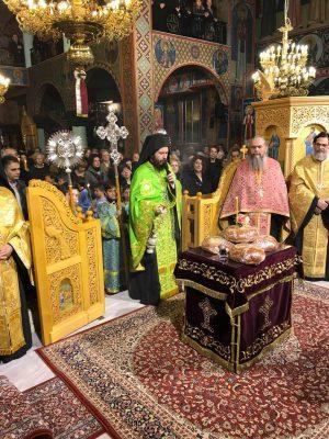 Η Λάρισα τιμά τον Άγιο Αθανάσιο