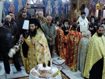 Με λαμπρότητα εορτάζεται η μνήμη του Αγίου Μαξίμου του Γραικού στην Άρτα