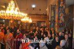 Κοσμοπλημμύρα στα Τρίκαλα για τον Άγιο Εφραίμ