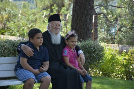 Σε μαθητές της Ομογένειας θα παραθέσει γεύμα ο Οικουμενικός Πατριάρχης