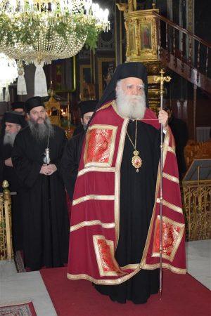 Συγκινημένοι οι Κυθήρων Σεραφείμ και Θεσσαλιώτιδος Τιμόθεος στο μνημόσυνο του Μακαριστού Κυρίλλου