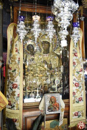 Άγιο Όρος: Λαμπρή Εορτή του Αγίου Σάββα στη Μονή Χιλανδαρίου