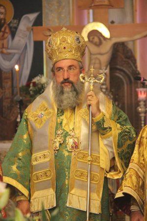 Με λαμπρότητα τιμήθηκε η μνήμη του Αγίου Νικηφόρου του Λεπρού στη Μητρόπολη Κισάμου