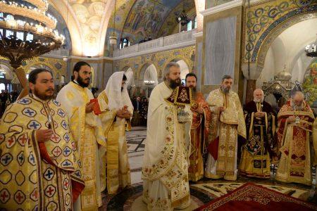 Πάτρα: Η 38η Επέτειος απὸ την Επανακομιδὴ του Σταυρού του Αποστόλου Ανδρέου