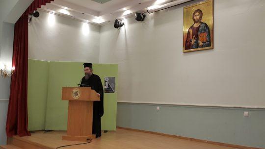 Συγκλόνισε ο π.Θεμιστοκλής Μουρτζανός στην ομιλία του στη Μητρόπολη Γρεβενών