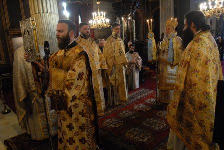 Άγια Θεοφάνεια: Λαμπρός Εορτασμός στη Χαλκίδα