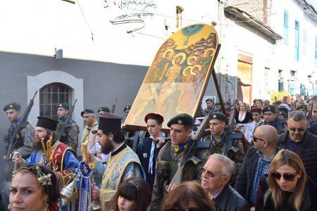 Κύπρος: Τα Άγια Θεοφάνεια στη Μητρόπολη Λεμεσού