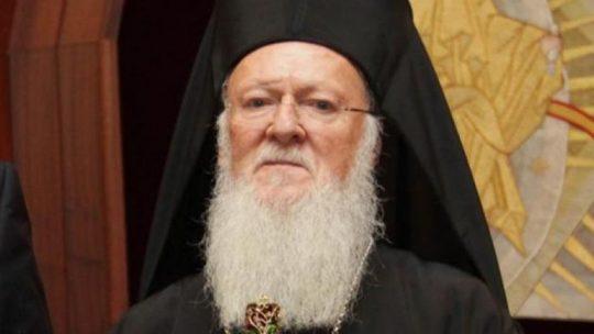 Νεαπόλεως Βαρνάβας και Δράμας Παύλος στον Οικουμενικό Πατριάρχη