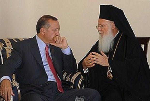 Βαρθολομαίος: «Προσευχόμαστε για τις Τουρκικές Ένοπλες Δυνάμεις»