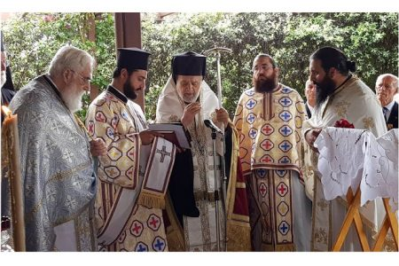 Αυστραλία: Με λαμπρότητα τιμήθηκε η μνήμη του Οσίου Σεραφείμ του Σαρώφ