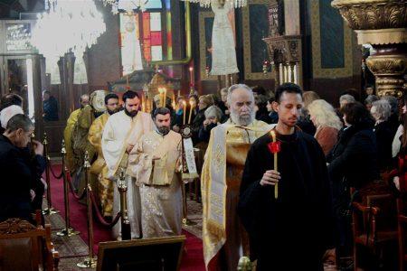 Πρωτοχρονιά 2018 στην εν Θεσσαλιώτιδι Εκκλησία