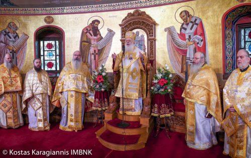 Βέροια: Εορτασμός Αγίου Βασιλείου και Δοξολογία για το νέο έτος