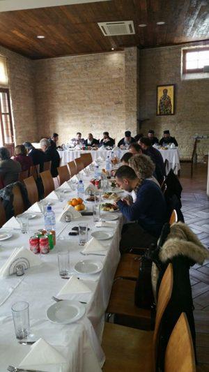 Μητρόπολη Λεμεσού: Γεύμα στους συνεργάτες του Ραδιοσταθμού της Μητροπόλεως