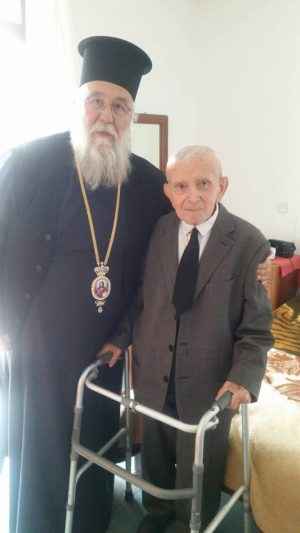 Τον αδερφό του Μακαριστού Χριστόδουλου επισκέφθηκε ο Κερκύρας Νεκτάριος