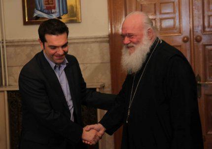 Χυδαία επίθεση κυβέρνησης σε Εκκλησία-την ταυτίζει με Χρυσή Αυγή