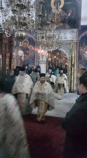 Θεοφάνεια στο Άγιο Όρος-Συγκλονιστικές στιγμές στη Μονή Ξενοφώντος