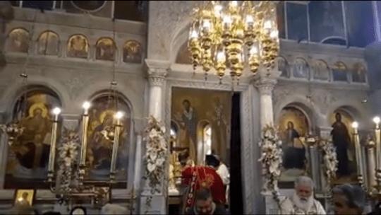 Ξυλόκαστρο: Σε κατάσταση-σοκ οι πολίτες μιλούν για το θαύμα του Αγίου Βλασίου