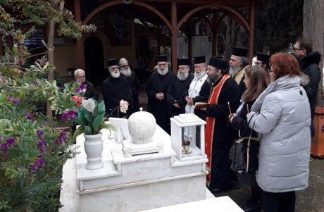Αίγιο: Τρισάγιο εις μνήμην του μακαριστού Ιεράρχου Σηλυβρίας κυρού Αιμιλιανού
