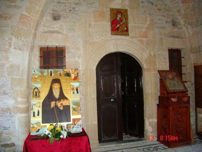 Το συγκλονιστικό θαύμα του Αγίου Μελετίου Ρόδου λίγες ημέρες πριν την Χάρη του