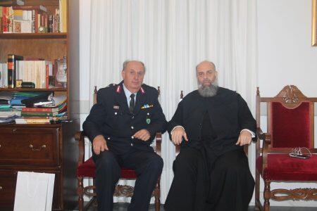 Στον Θεσσαλιώτιδος Τιμόθεο ο νέος Αστυνομικός Διευθυντής Καρδίτσης