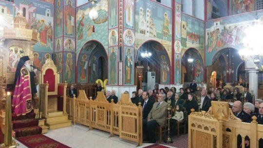 Ο Δημητριάδος Ιγνάτιος στο Ιεραποστολικό Κέντρο του Αλμυρού «Άγιος Αθανάσιος ο Αθωνίτης»