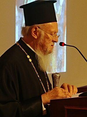 Οικουμενικός Πατριάρχης και Συνοδικοί στην παρουσίαση λευκώματος για Φαναριώτες
