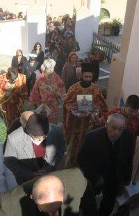 Η Κέα τίμησε τον πολιούχο της Άγιο Χαράλαμπο