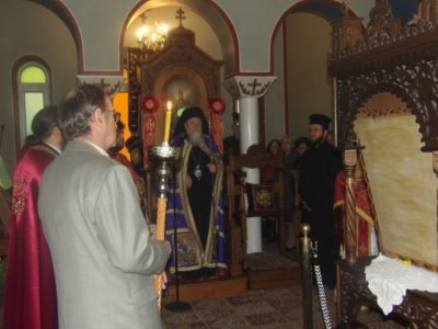 Κόρινθος: Λαμπρή Εορτή της Αγίας Φωτεινής της Σαμαρείτιδος