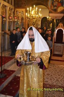 Αλεξανδρούπολη: Χειροτονία νέου ιεροδιακόνου π. Αποστόλου Οικονομίδη