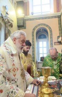 Εορτή του Αγίου Τρύφωνος στον Ναό Γενέσεως της Θεοτόκου Χρούσσων