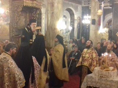 Η Σάμος τίμησε τους Αγίους Προστάτες της Οικογένειας
