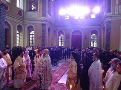 Σμύρνη: Λαμπρός Εορτασμός Αγίου Βουκόλου