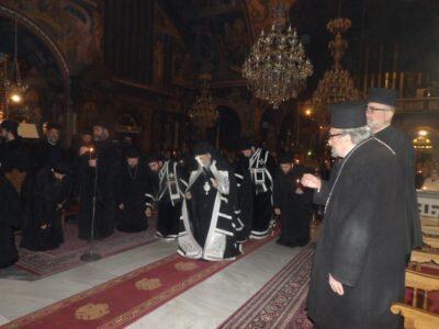 Κόρινθος: Α' Κατανυκτικός Εσπερινός στον Καθεδρικό Ναό του Απ. Παύλου