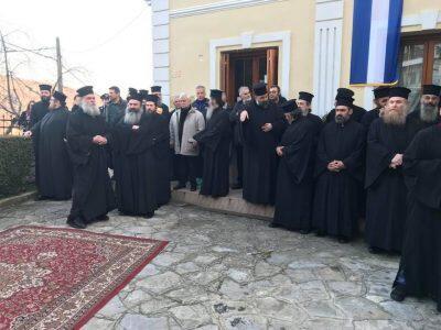 Αρχιεπίσκοπος, Ιερά Σύνοδος και πλήθος πιστών τίμησαν το Μητροπολίτη Γερμανό Καραβαγγέλη